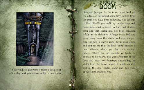 The Forest of Doom- screenshot thumbnail