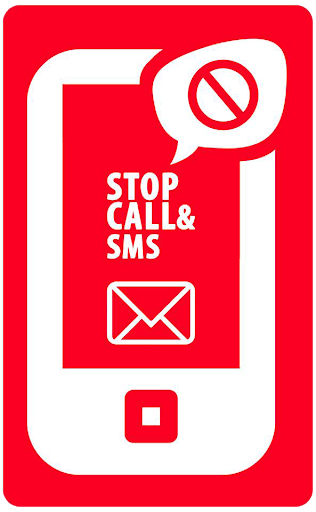 STOP CALL SMS