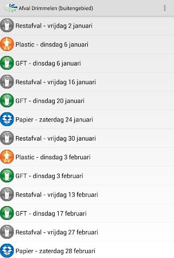 【免費旅遊App】Afval Drimmelen-APP點子