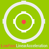 Low Pass Linear Acceleration