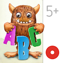 Monster ABC icon