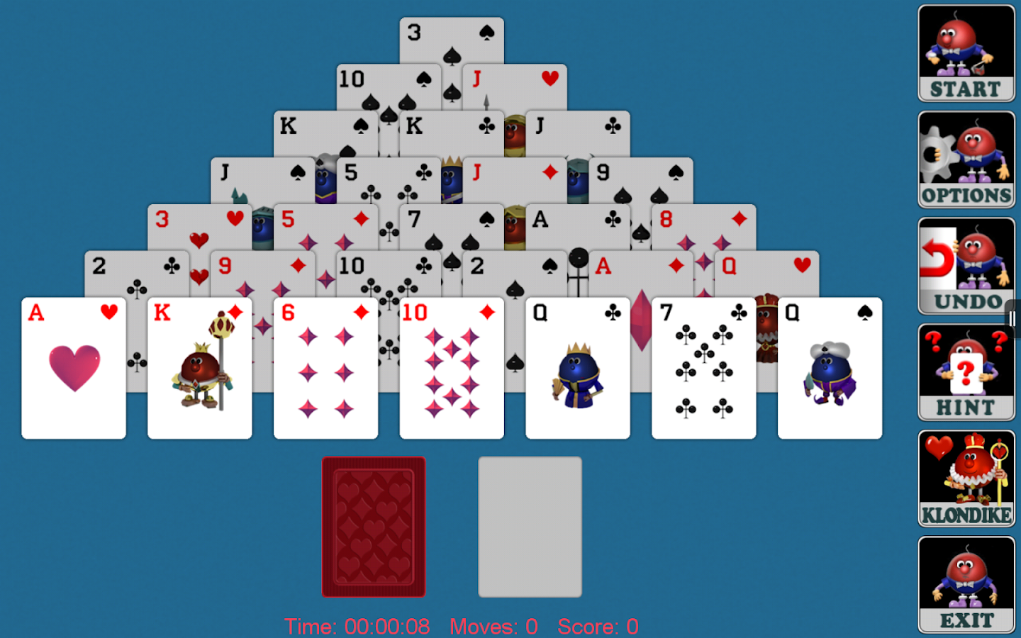 Solitaire 13 Pyramid