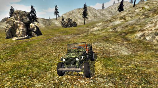 【免費模擬App】4x4 Military Simulator-APP點子