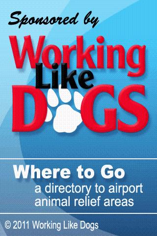 Service Animal Airport Guide - screenshot