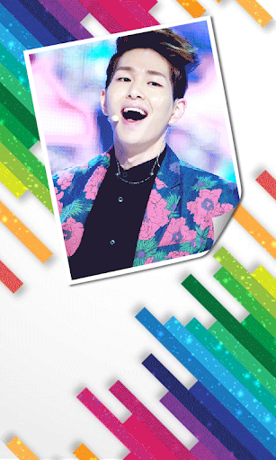 Shinee Onew LiveWallpaper v02