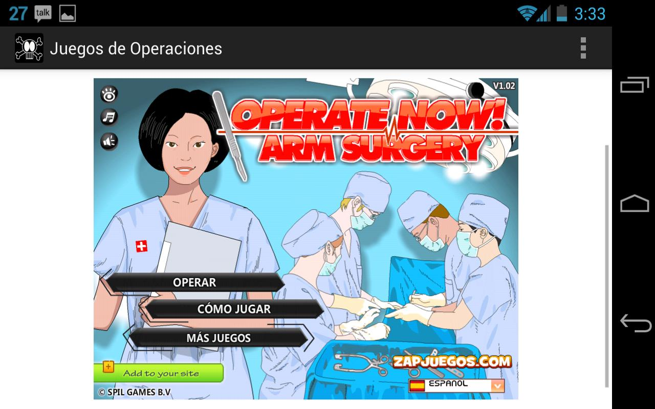 Free Operation Games - screenshot