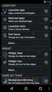CircleLauncher Screenshot 6