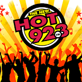 THE NEW HOT 92.3