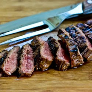 Cuban Flank Steak Recipe