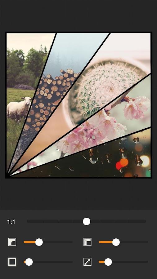 Moldiv - Collage Photo Editor - screenshot