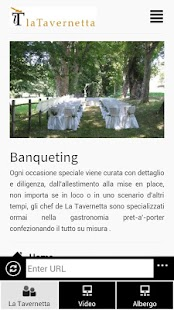 La Tavernetta - screenshot thumbnail