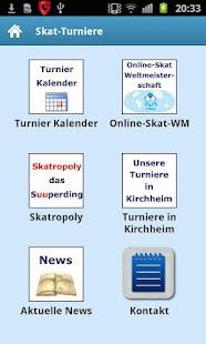 Online Skat-Turniere - screenshot thumbnail