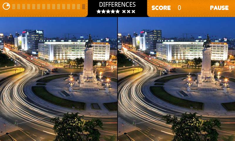 iDifferences or EyeDifferences- screenshot