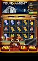 Screenshot of Tournament Slot Machines