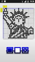 Screenshot of Nonogram 30x30