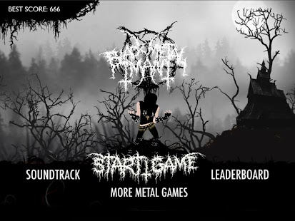Black Metal Man- screenshot thumbnail
