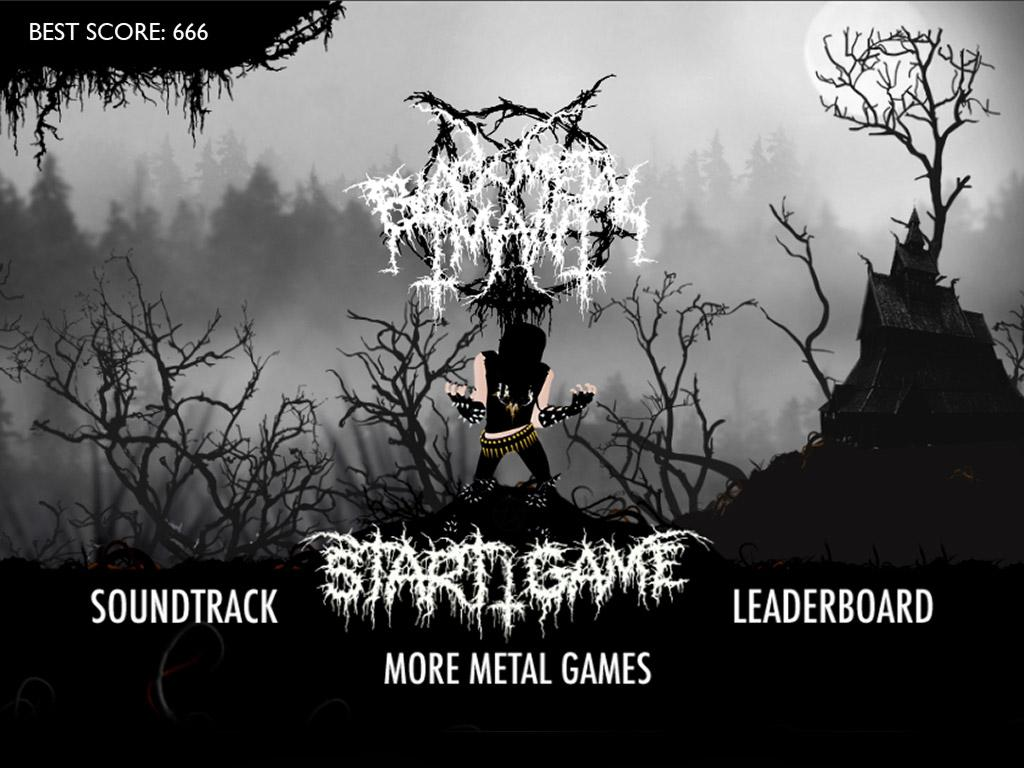 Black Metal Man- screenshot