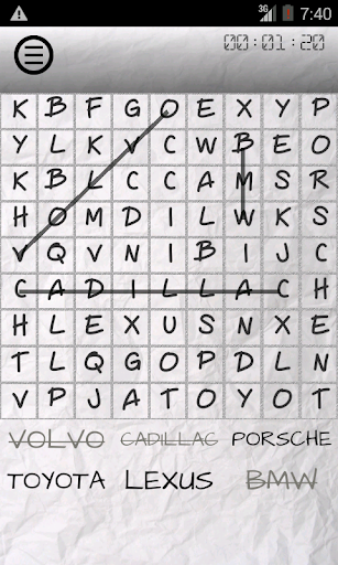 Find All Words