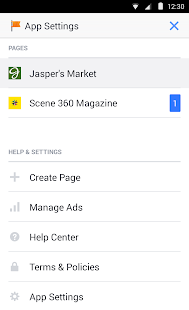Facebook Pages Manager - screenshot thumbnail