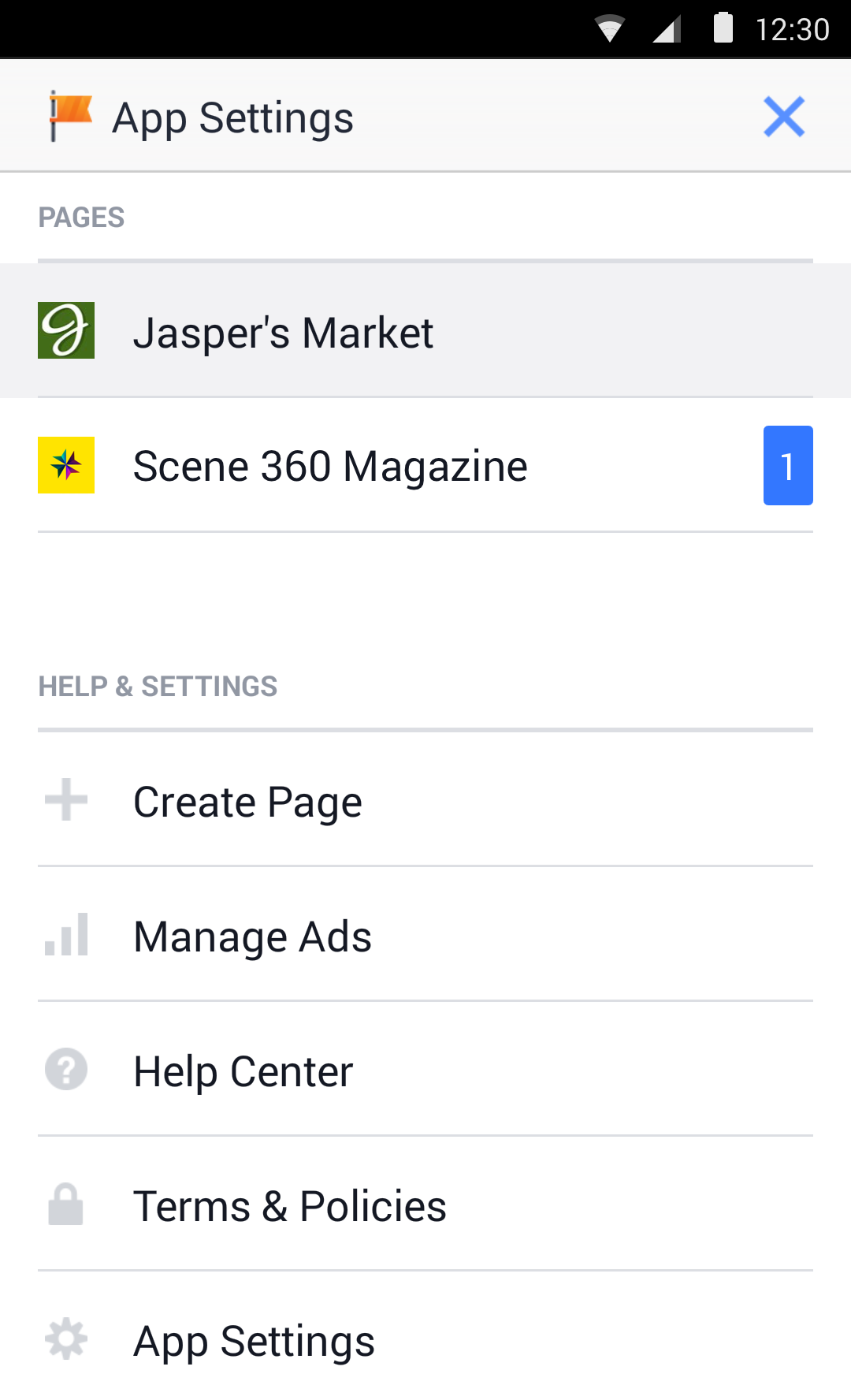 Facebook Pages Manager screenshot #6