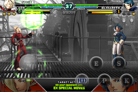 THE KING OF FIGHTERS-A 2012(F) 1.0.4 screenshot 14334