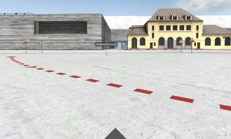 Nytt Museum- screenshot