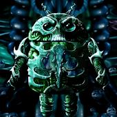 Biomeccanica Droid Wallpaper