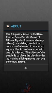 Sliding Puzzle - screenshot thumbnail