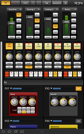 RD4   Groovebox v2.0.1 APK