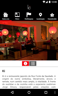 Restaurante Ki- screenshot thumbnail