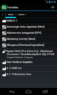 Drug Label Reference- screenshot thumbnail