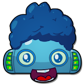 Robot Face Widget