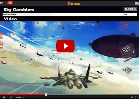 Air Combat Games 1.0 screenshot 68076
