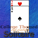 College Themed Solitaire logo