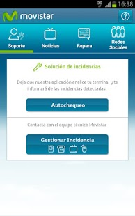 Soporte Movistar - screenshot thumbnail