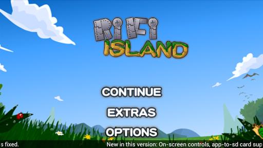 Riki Island - Replica Island