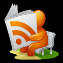 RSS Reader for Android icon