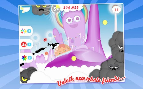 Whale Trail Frenzy - screenshot thumbnail