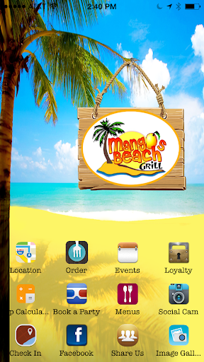 Mangos Beach Grill