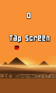 Clumsy Floppy Bird- screenshot thumbnail