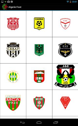 Algerie Football Infos