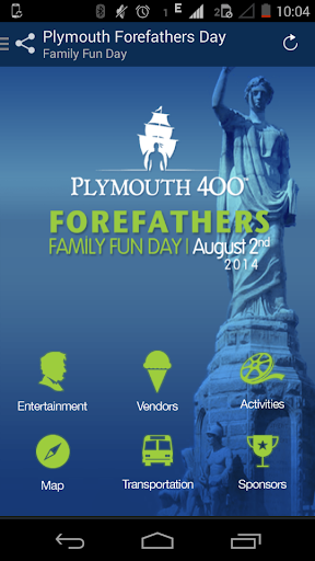 Forefathers Family Fun Day