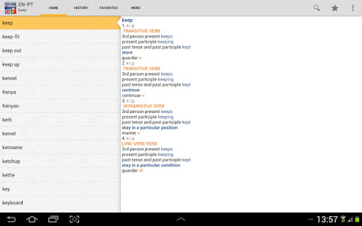 download english mini dictionary for android