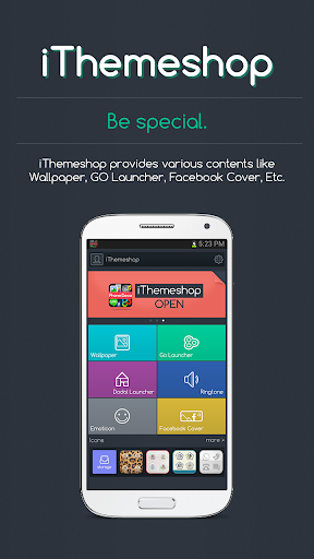 iThemeshop-Wallpaper Launcher