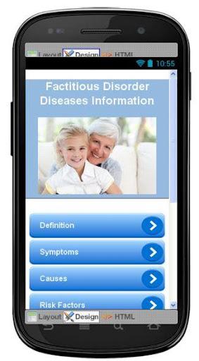 Factitious Disorder Disease