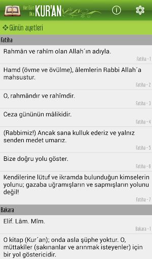 Her Gün Kur'an Oku