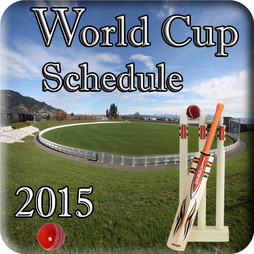 运动のCricketWorldCupSchedule LOGO-記事Game