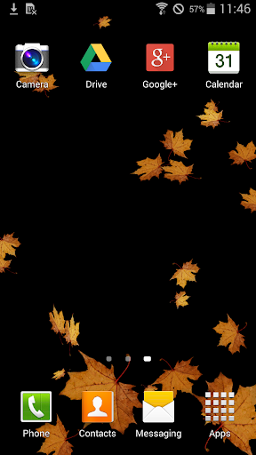 Maple Song Live Wallpaper