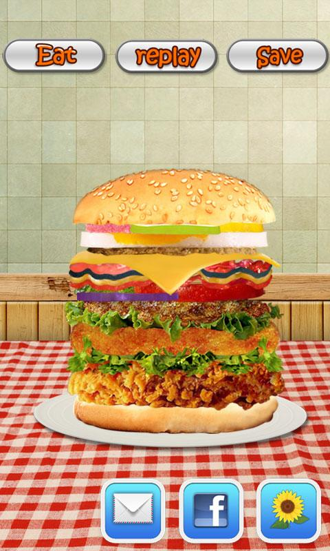 Burger Maker-Cooking game - Android Apps on Google Play
