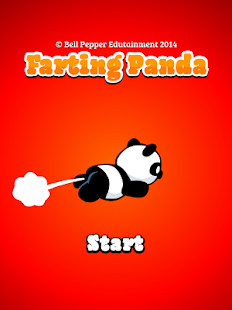 Farting Panda - Farting action- screenshot thumbnail